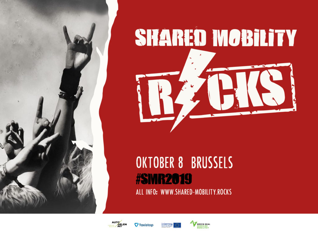 Shared Mobility Rocks